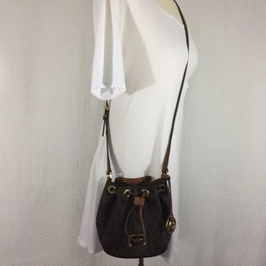 Authentic Michael Kors Bucket Bag!